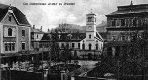Diakonissenanstalt Dresden - Gründungsort der Inneren Mission/Diakonie in Sachsen