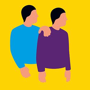 Soziale Beratung Illustration: Francesco Ciccolella