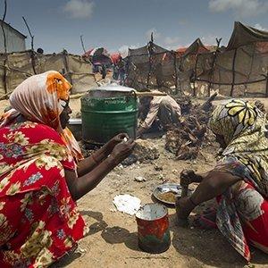 Hungerkrise in Ostafrika